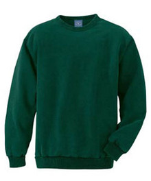 SSM PE Sweatshirt in Hunter Green