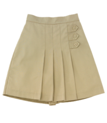 SSA 2 Notch Skort