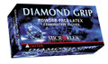 MF300-M Microflex - Diamond Grip Latex Gloves MED