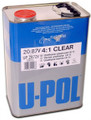 UPL UP2872V 2.1 Voc Compliant Water Clear Coat (4:1)