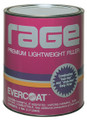 FIB 106 Rage® Premium Lightweight Body Filler, 1-Gallon