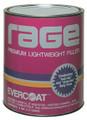 FIB 106 Rage® Premium Lightweight Body Filler, 1-Gallon