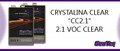 Buy Crystalina Clear online at bdautopaint.com