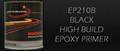 LUS EP210BQ BLACK HB EPOXY PRIMER - QUART