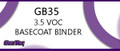 LUS GB35-G 3.5 VOC BASECOAT BINDER - GALLON