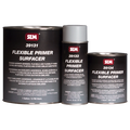 Flexible Primer Surfacer Used when coating urethanes, plastics and other similar substrates. It is a single component primer surfacer, and its high solids formulation means faster build. Sands easily. Topcoat with most automotive refinish material.