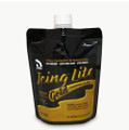 NEW! Icing® Lite Gold Finishing Glaze Perfect Finish. Perfect Size. When the job calls for final finishing, skim coating or covering scratches and minor imperfections, grab a bag of Icing Lite Gold Finishing Glaze. Expect the best sanding, best adhesion and fastest curing glaze on the market.  Z-TEK™ Adhesion Booster provides maximum adhesion and seamless feather edge Quick curing formula gets you sanding sooner and without clogging the sand paper Advanced resins and INVISX™ Micro-Perfecting Surface Technology self-level to a high-density, pinhole free surface that powders to a perfect finish