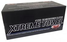 "12X12""MICROFIBER 50EA/BOX BLUE EDGELESS TOWELS"