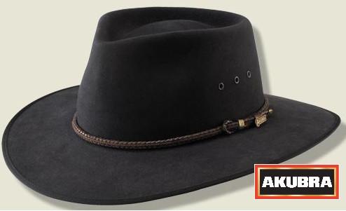 002562b8fbc Akubra Cattleman in Graphite Grey - Golders Toowoomba