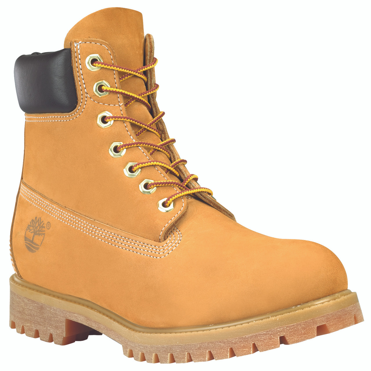2a3fe3ad494d Timberland Mens 6-Inch Premium Waterproof Boot Wheat Nubuck ...