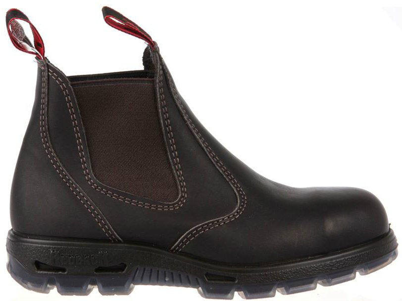 1ac3a7b8049 Redback Bobcat Claret Steel Cap Leather Boot >14