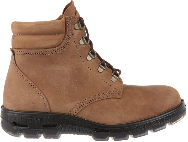 647c552e163 Redback Alpine Soft Toe Lace-up Boot Brown