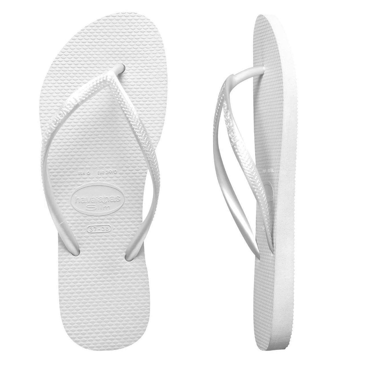 95611d158 Havaianas Slim Metallic White 3536 - Golders Toowoomba