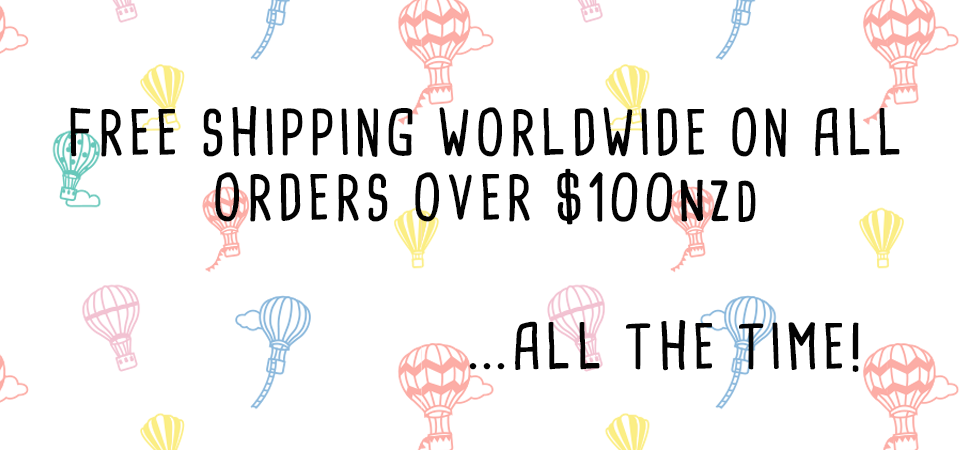 free shipping all the time