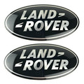 Black Land Rover Oval Set - DAG500160