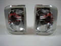 Clear Turn Signal Set - XBD100760 XBD100770