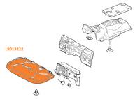 Hood Insulation - LR013222