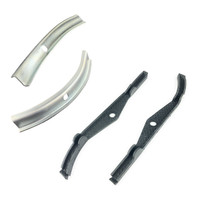Intake clamps + seals - ERR7282 ERR7283