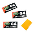 G4 Challenge Decals - HLD501083EMC