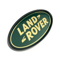 Green Land Rover Oval - DAH100680
