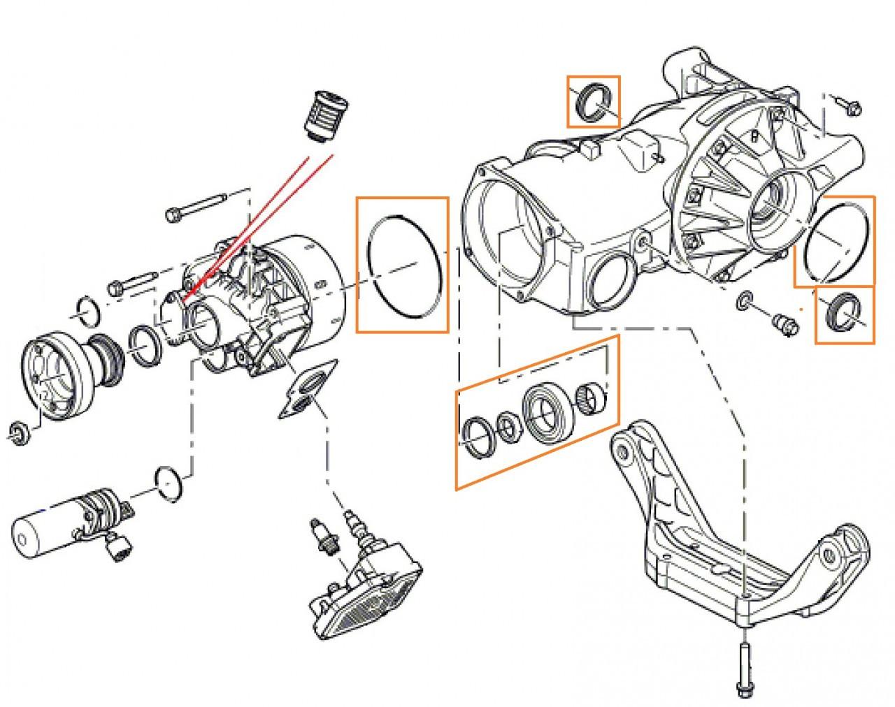 lr3 differential noise