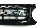 Santorini Glass Black Grille - LR023731