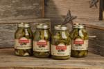 Hot Garlic Dill Pickles