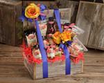 Made in Texas Barnwood Gift Box