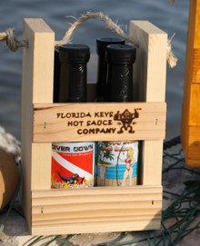 4 Pack Florida Keys Hot Sauce