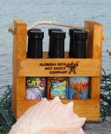 Florida Keys Hot Sauce 6 Pack