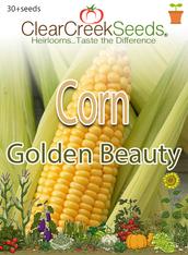 Corn – (Sweet) Golden Beauty (30+ seeds)