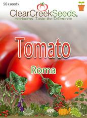 Tomato - Roma (50+ seeds)