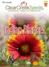 Indian Blanket (100+ seeds)