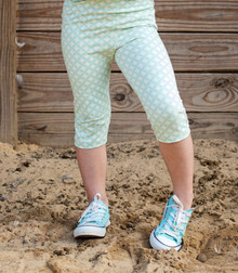 Swanky Baby Vintage Perfection Leggings - Fresh Mint