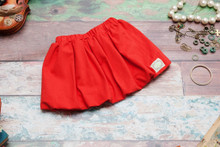 Swanky Baby Vintage Bubble Skirt - Vintage Red