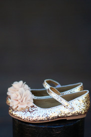 Joyfolie Nella in Gold Shoes