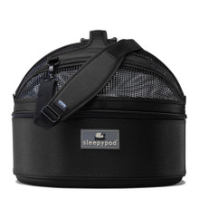 Sleepypod Mobile Pet Bed - Jet Black