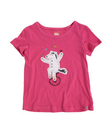 Little Joule Zebra T Shirt