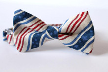 Boy's All America Bow Tie
