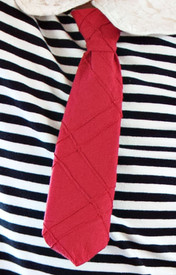 Persnickety Clothing Red Necktie