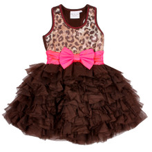 Ooh La La WOW Dream Leopard Dress