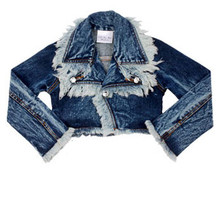 Ooh La La Denim Jacket
