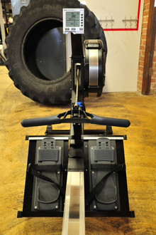 Fit Foot Plate - retrofits Concept 2 Rowers