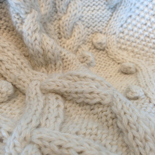 Knitwear 101: History of the Aran Sweater