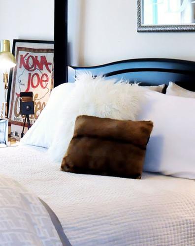 Alpaca Fur Pillow Cover