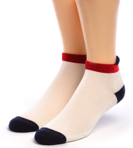 All American Alpaca Sports Socks - Anklet