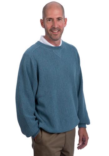 Alpaca Sweatshirt & Golf Sweater - More Colors