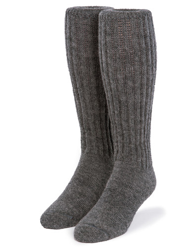 Second to None - Thick Alpaca Boot Socks - *NEW*