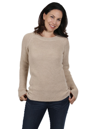 Melody Pullover Tunic Sweater