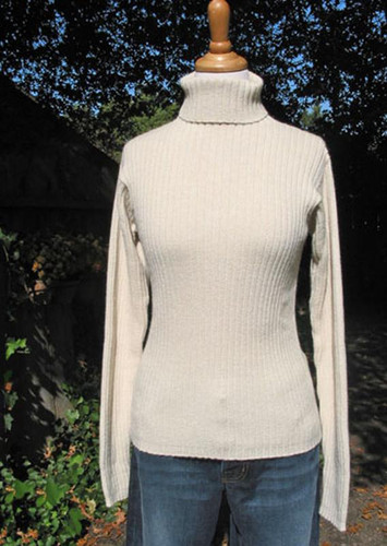 Alpaca Turtleneck